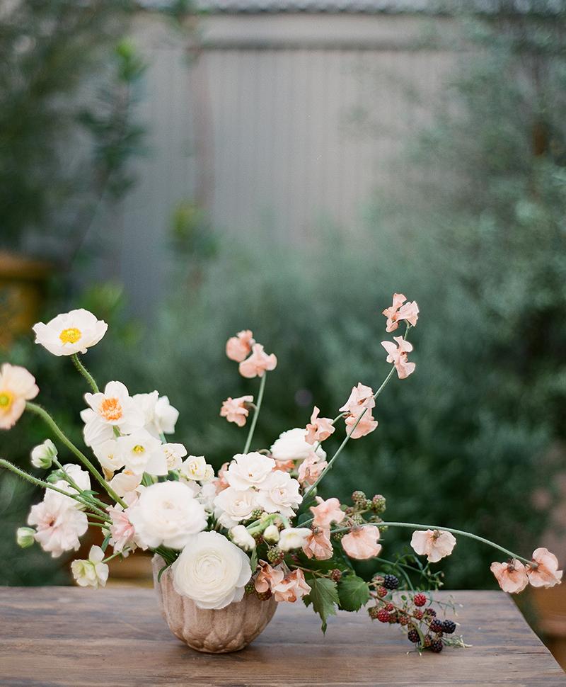 campo de' fiori aged moss terra cotta flower vessels