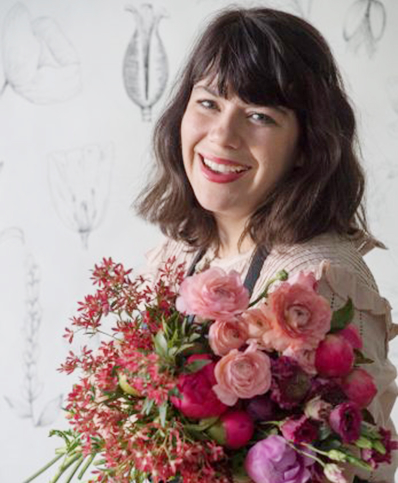 floral design tastemaker - alicia rico