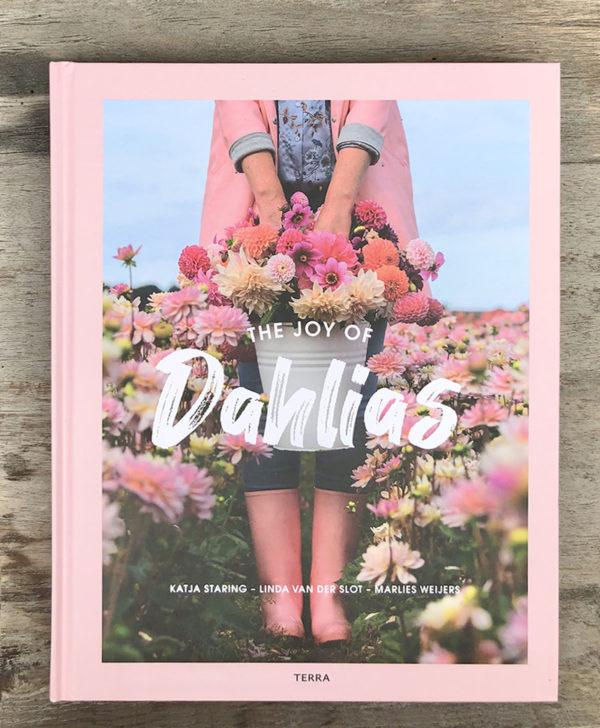 joy of dahlias book by fam flower farm