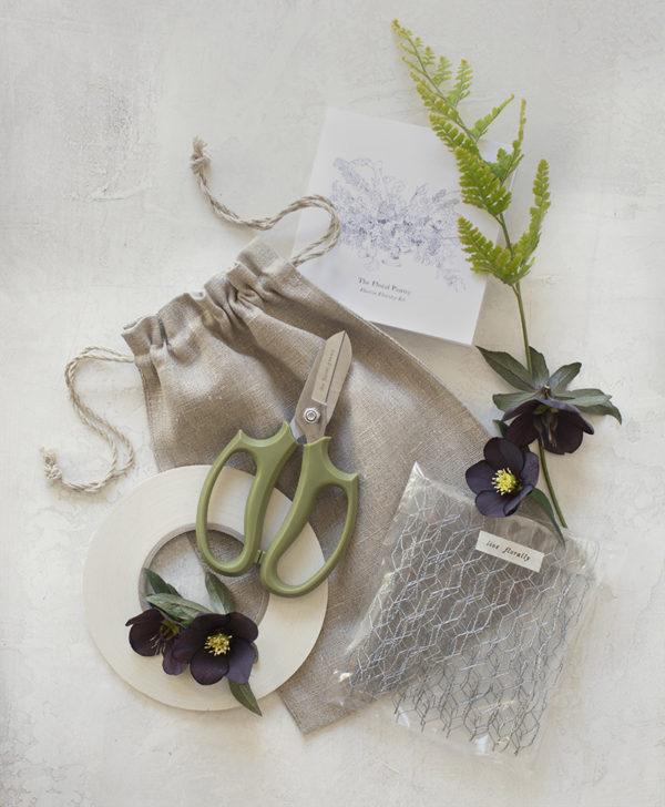 Floral Pantry Tool Kit
