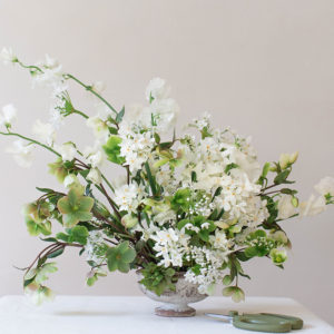 the floral pantry white floristry kit photo by jen huang