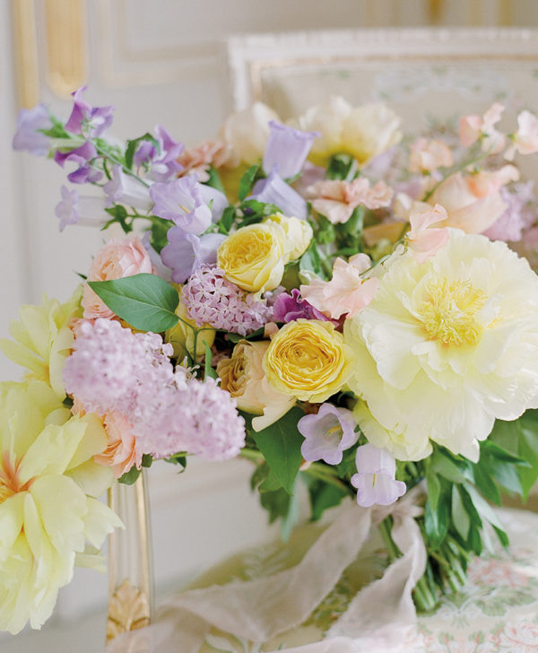 Easter Flowers with Floresie
