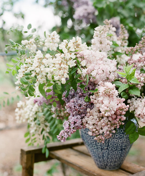 The Floral Pantry lilac bunch