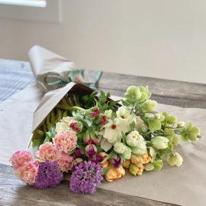 Spring in Holland DIY Floral Bouquet